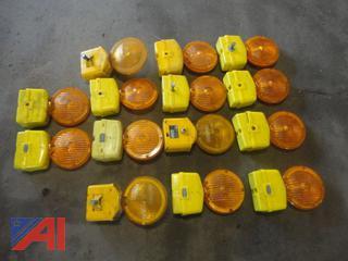 Yellow Safety Light Flashers