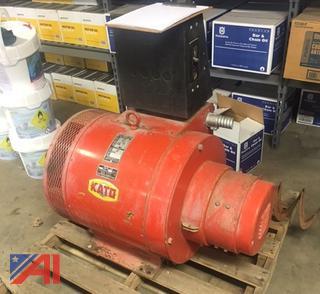 Kato 20 KW Generator