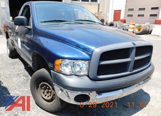 (#227) 2003 Dodge Ram 2500 Pickup Truck