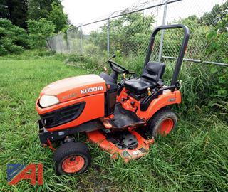 """Kubota #BX1860 4WD 54"""" Tractor Mower"""