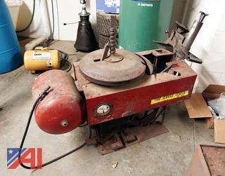 Pneumatic Tire Changer #86-102