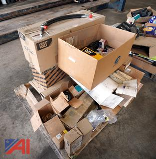 Pallet of Automotive Parts Stock