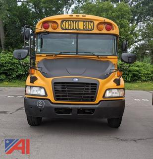 2012 Blue Bird Vision Wheel Chair Bus