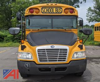 2012 Blue Bird Vision School Bus