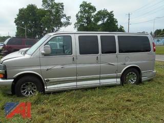 2005 Chevy Express 1500 Cargo Van