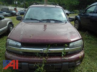 2005 Chevy Trailbrazer EXT LS Suburban