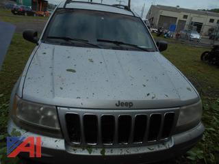 2002 Jeep Grand Cherokee Suburban