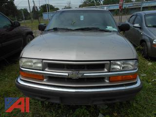 2001 Chevy Blazer Suburban