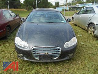 2000 Chrysler LHS 4DSD