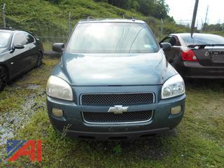 2007 Chevy Uplander Minivan