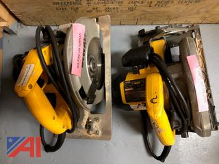 Hand Saws, Drill and Router