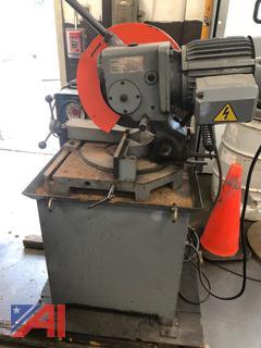 Enco Metal Cutting Cold Saw