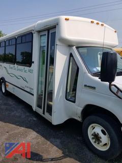 (#1423) 2014 Ford Econoline E450 Mini School Bus