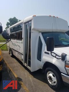 (#1424) 2014 Ford Econoline E450 Mini School Bus