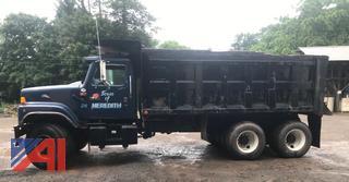 1989 International 2574 Dump Truck