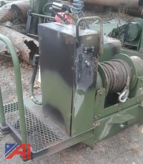DP 45,000 LB Military Winch