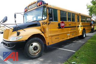 (#304) 2013 International 3000 Hybrid School Bus