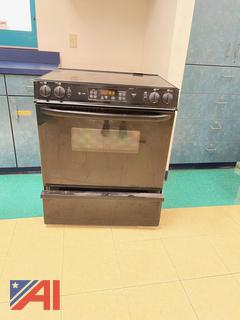 GE Profile Electric Ovens