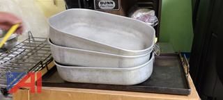 Griddles, Pans and Racks