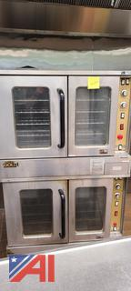 South Bend Double Stack Ovens