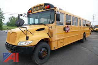 (#46) 2007 International 3000 School Bus