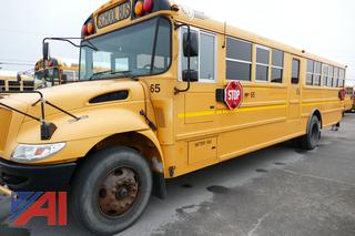 (#65) 2012 International 3000 School Bus