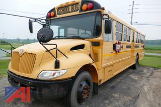 (#50) 2008 International 3000 School Bus