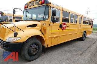 (#63) 2012 International 3000 School Bus