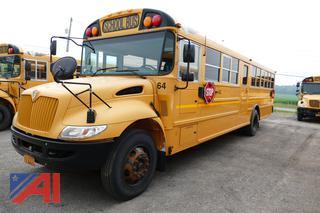 (#64) 2012 International 3000 School Bus