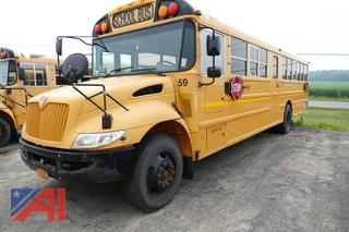 (#59) 2011 International 3000 School Bus