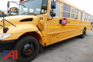 (#60) 2011 International 3000 School Bus