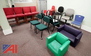 Assorted Seating