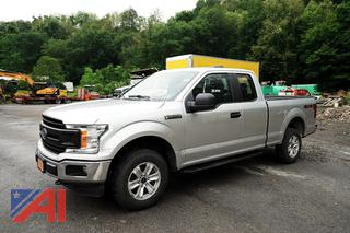 REDUCED BP 2019 Ford F150 Extended Cab Pickup Truck