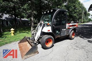 2012 Bobcat #5600 Toolcat Skidsteer