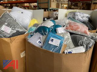Large lot of New/Old Stock Bedding