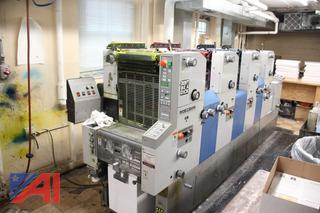Ryobi 3304-HA Printing Press