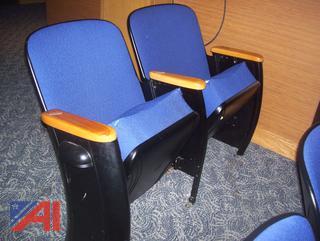 Hayward Auditorium Seating