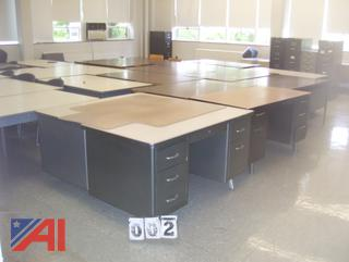 Desks, Tables, Filing Cabinets and More