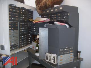 Metal Drawer Units