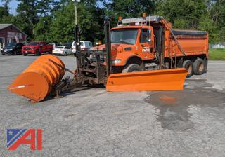 *Lot Updated* 2010 Freightliner M2 112 Dump Truck with Plows & Spreader