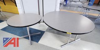 """36"""" & 60"""" Round Pedestal Tables"""