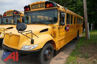 (#81) 2012 International 3000 School Bus