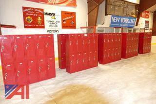 (#1) Penco Gym Lockers