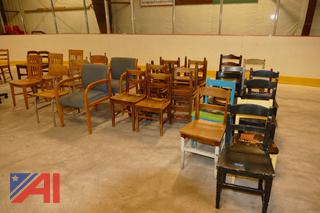 (#3) Various Chairs