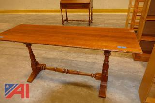 (#6) Vintage Stickley Table