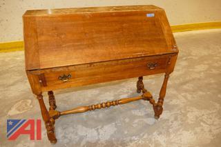 (#7) Vintage Stickley Desk