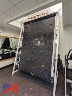 Treadwall Rotating Climbing Wall