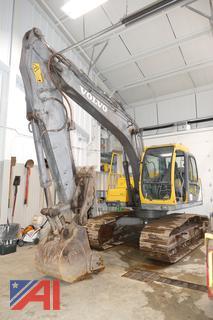 2000 Volvo EC140LCM Hydraulic Excavator