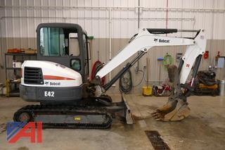 2012 Bobcat E42 Compact Excavator