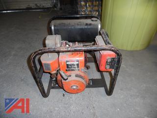 1990 Homelite 2500 Generator, #2